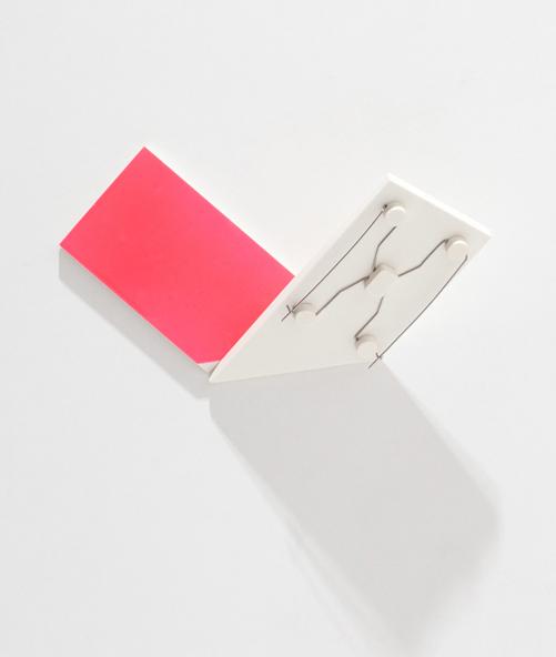 Pink Fold backing