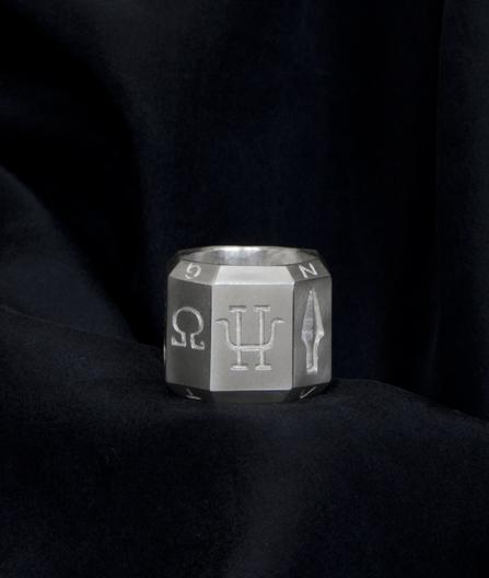 Multi Sigil Ring